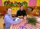 Vánoční tvoření s rodiči 2014